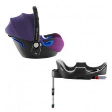 автолюлька Britax Romer Baby-Safe i-Size + база FLEX Isofx